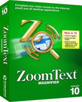 Lupa Zoomtext v10